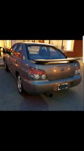Subaru Impreza 2006 FULL ÉQUIPE!!! À QUI LA CHANCE DOIT PARTIR!