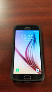 Samsung S6 for sale (Telus )