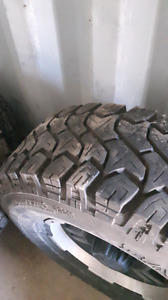 Mickey thompson tires and ion rims