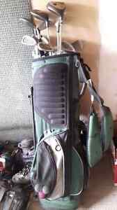 Golf Clubs - Complete Set - Great Condition - $100 O.b.o