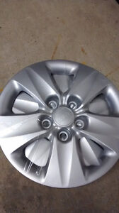 15 inch wheel cap set for Kia Forte