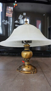 Ceiling Light Fixture and Shade