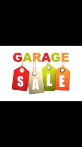 Garage sale under shelter lots to buy