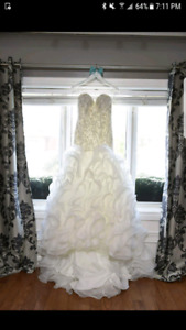 Wedding Gown by Mori Lee