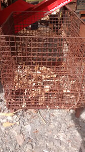 Wire Mesh Bins or Containers