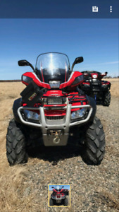 Honda Foreman | Find New ATVs & Quads for Sale Near Me in Nova