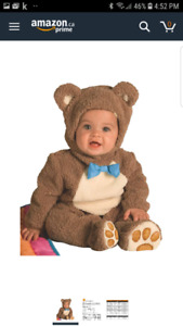 Teddy bear costume Halloween