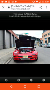 Looking for 86-89 rx7 fc