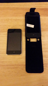 iPod Touch 32Gb With Leather Case