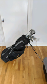 Golf clubs for swap