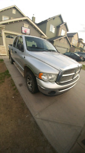 Ram 1500 2004 Pick Up Truck For Sale (Price Is Negotiable)