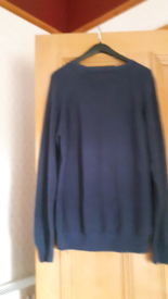 "JUMPER NAVY ""NORTHERN ISLES """