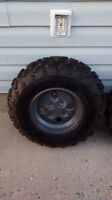 2 NEW ATV Tires and Rims