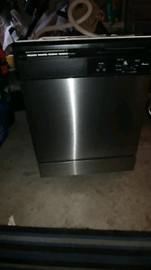 Amana Stainless Steel Dishwasher