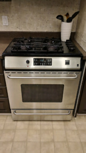 Gas Stove/Electric Oven, $100 OBO