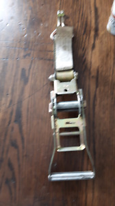 Heavy duty ratchet strap (9')