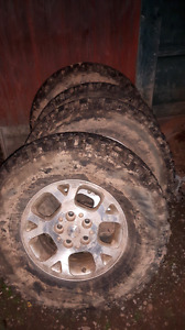 New Mud Tires for sale