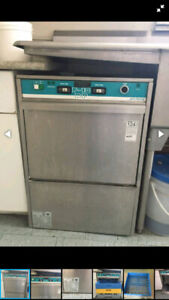 JET TECH COMMERCIAL DISHWASHER
