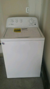Whirlpool Washer - Excellent Condition/Almost New