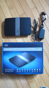 Router Linksys E4200