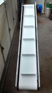 --- Belt Conveyors and Roller Conveyors --- Made in Ontario ---