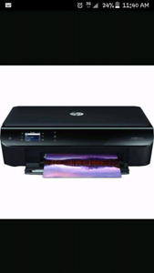 HP  Coloured printer  ( wireless )