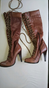 Beautiful Soft Leather Boots