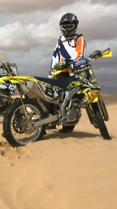 Fuel injected 2008 rmz 450