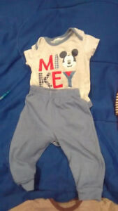 6-12 month baby boy clothes