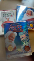 The Santa Clause DVD set