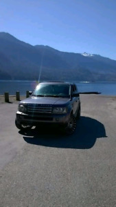 2006 range rover super charged