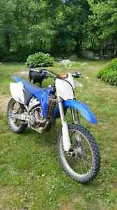 2007 yz450f forsale or trade