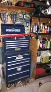 Mastercraft  Tool Box Excellent  condition