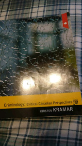 Criminology: critical Canadian perspectives