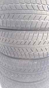 For sale    2 sets of winter tires  205/55/16's