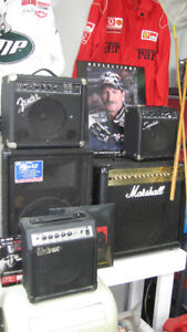Guitar Amps & More! ***Forest City Pawn***