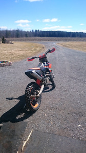 2010 KTM 450 sxf for sale or trade