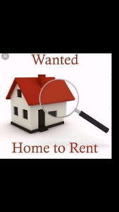 Wanted: 3 bedroom house to rent or rent to own
