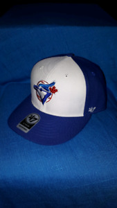 Toronto Blue Jays '47 Velcro Strap Back Baseball Hat BRAND NEW