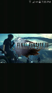 Final Fantasy 15 for sale or Trade