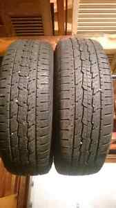 215/70/16 General Grabber HTS tires London Ontario image 4