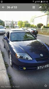 Hyundai tiburon 2003 (2006) v6
