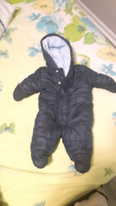 Two snow suits brand new condition