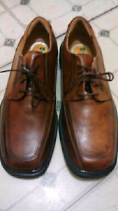 Real Leather Shoppe Shoes, Men's, Size 10, New Condition