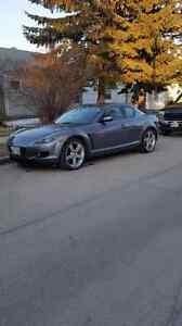 2005 mazda rx8 GT for sale