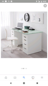 Looking for a desk similar to this one ISO!