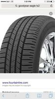 275 55 20 Goodyear Eagle LS2