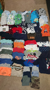 Baby boy 3 month huge lot! 60+ pieces!