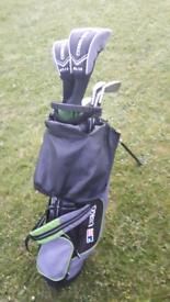 US kids golf club (Green)