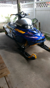 2003 skidoo summit 800